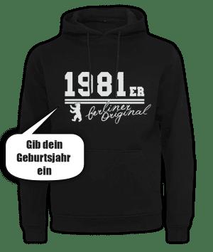 Hoodie // Berliner Original