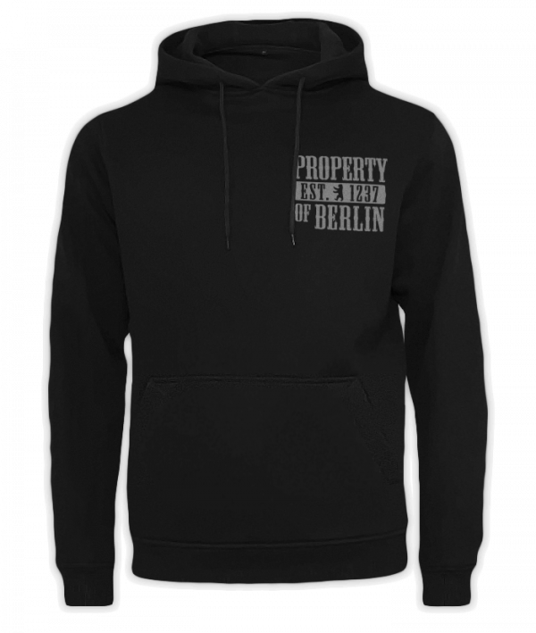 Hoodie // Property of Berlin Brust