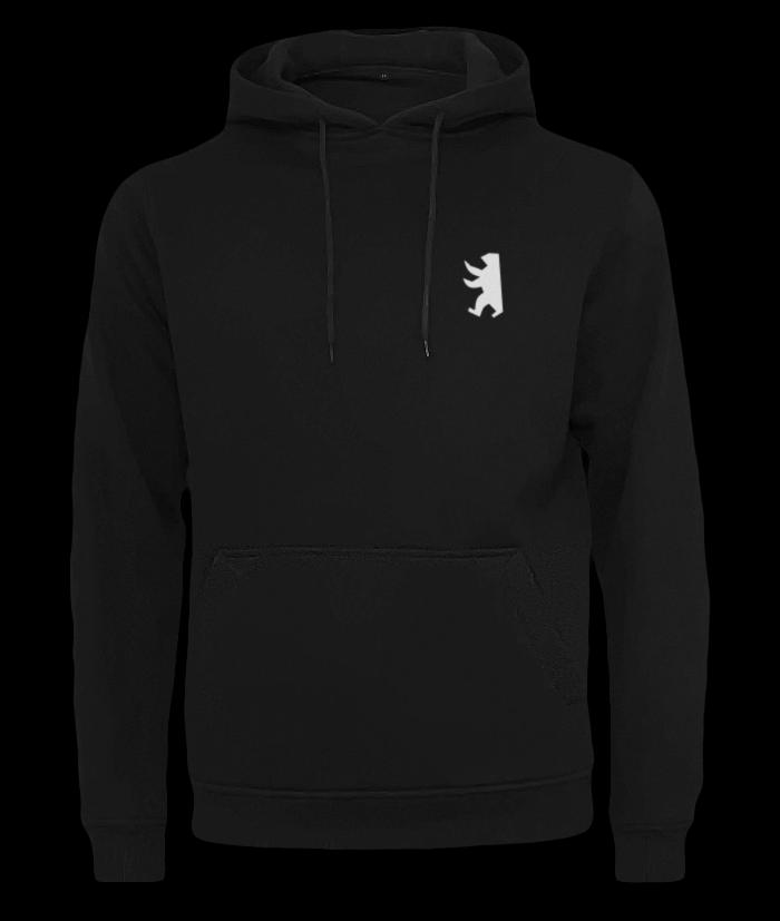 Berliner Bär symbolisch Hoodie