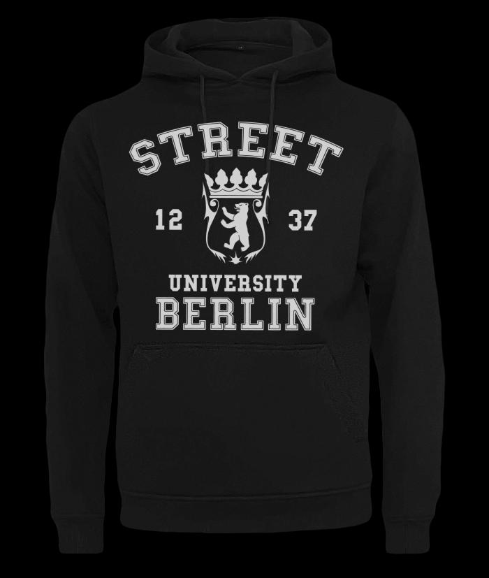 Street University Berlin Hoodie