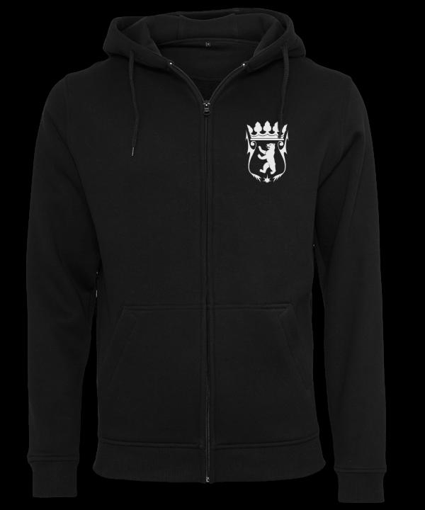 Berlin Wappen Hoodie Jacke