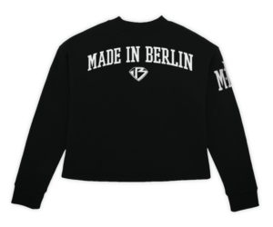 Made in Berlin Bauchfrei Pulli