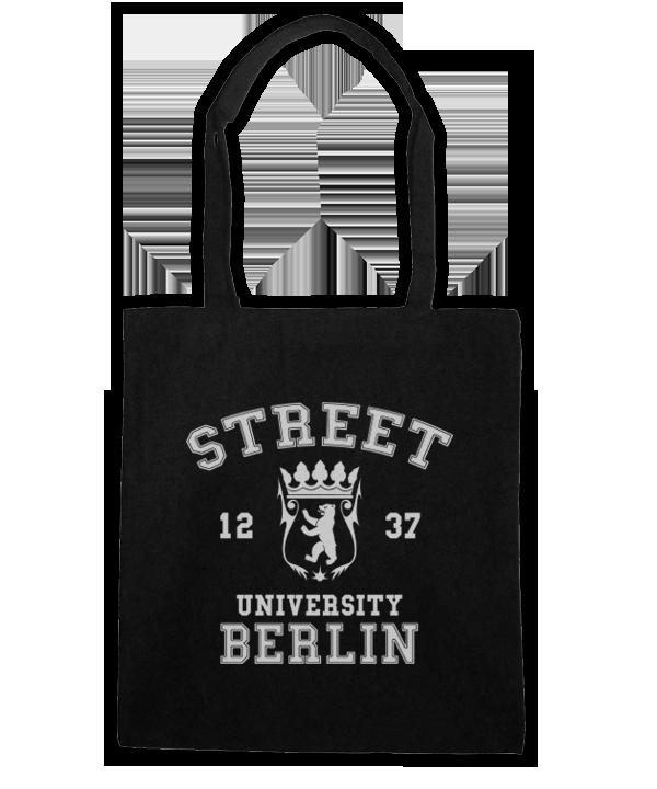 Street University Berlin Beutel