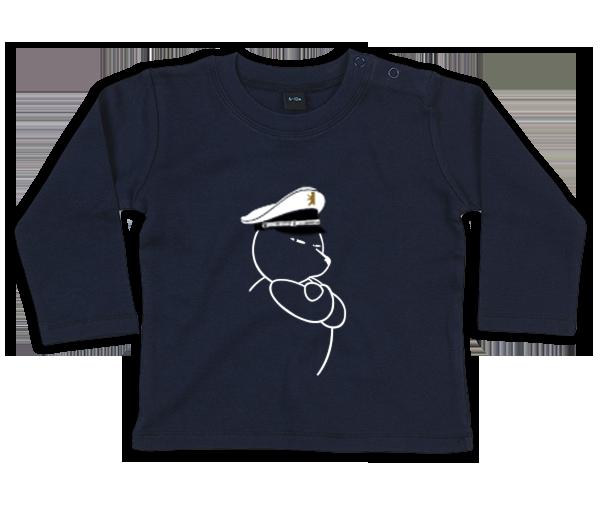 Berliner Bär Polizei Mütze