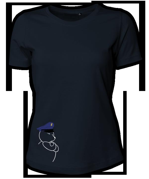 Berliner BVG Öffi Bär Uniform Shirt