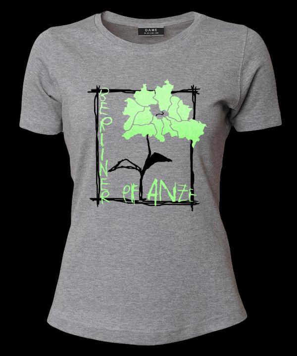 Berliner Pflanze Shirt