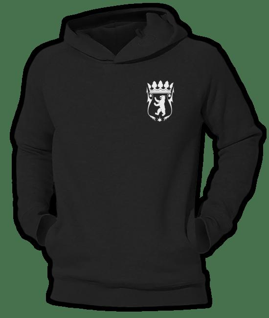 Berlin Wappen Fit Hoodie