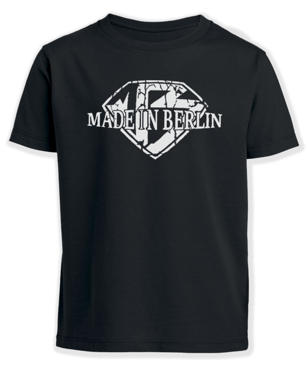 Made in Berlin Kinder Shirt
