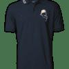 Poloshirt marineblau Feuerwehr Bär