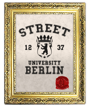 Street Uni Berlin