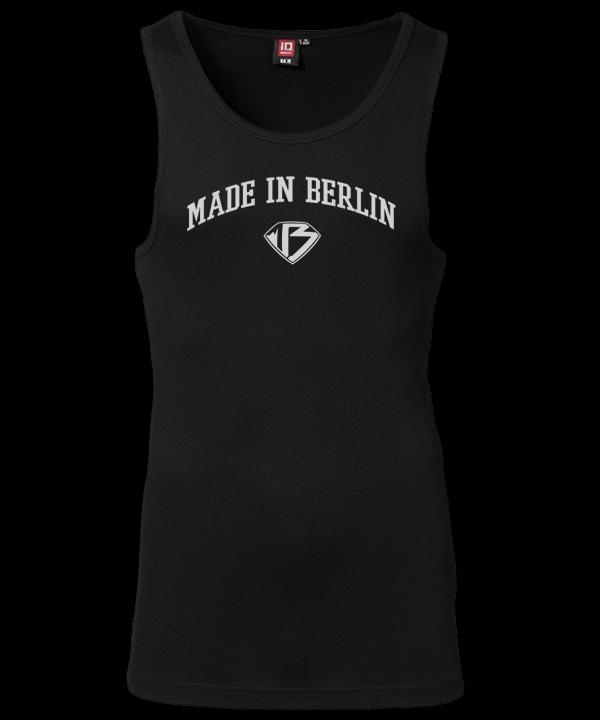 Made in Berlin Muskel Shirt