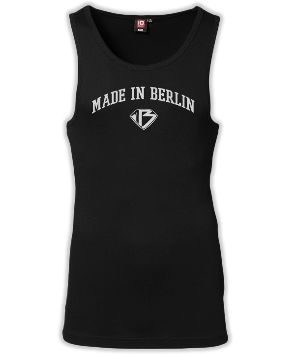 Made in Berlin Muskel Shirt