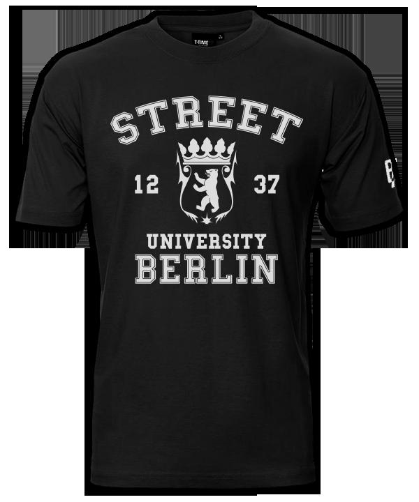 Street University Berlin Shirt